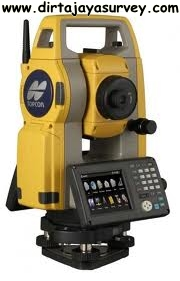 Total Station Topcon OS-102 Windows