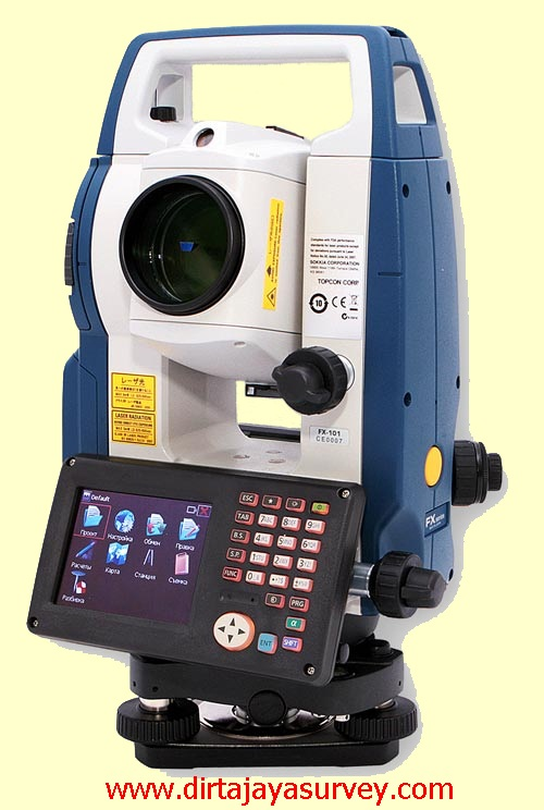 Sokkia FX 103 Windows Total Station