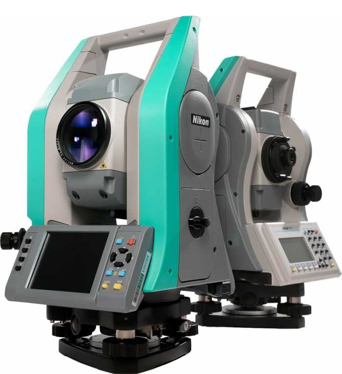 Jual Total Station Nikon Xs 3