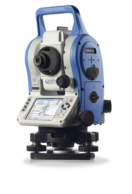 Jual Total Station Spectra Focus 8